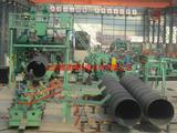 2020螺旋焊管机组1550板宽